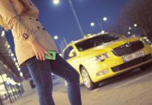 Kierowca taxi w Warszawie - zlecenia przez smartfona